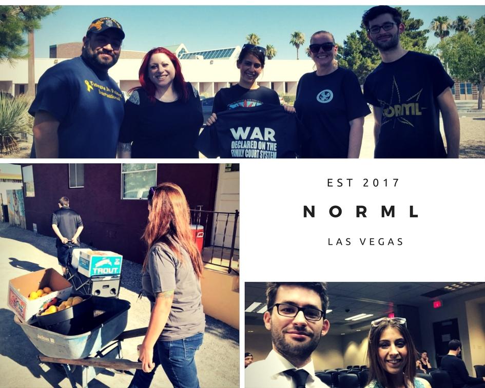 Las Vegas NORML Gives Back