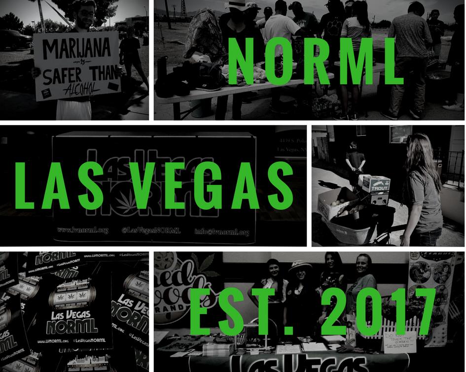Las Vegas NORML Est 2017